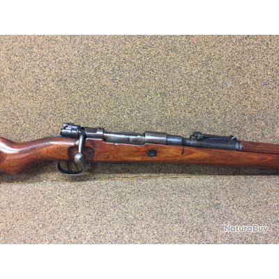 Magnifique carabine Mauser k98 30-06, 1 € sans prix de réserve !!!