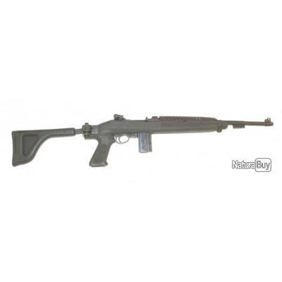 Carabine   USM1 categorie C rept manuel ou 2+1 fab Inland crosse pliante  calibre 30 m1