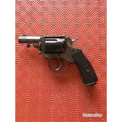 revolver Agent 8/92