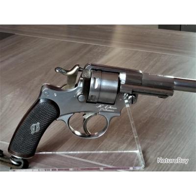 Rare et Exceptionnel Revolver 1873 Neuf, jamais tiré, jamais poli-Tout au même numéro + Etui jambon