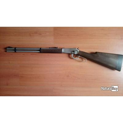 WALTHER LEVER ACTION STEEL FINISH