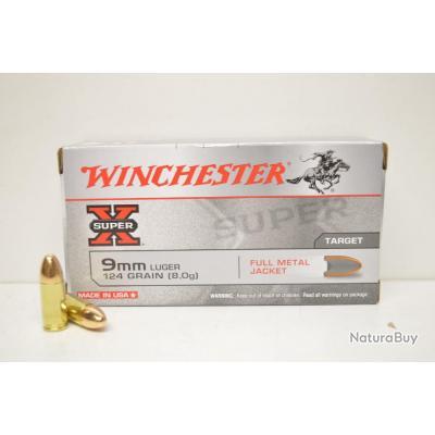 50 winchester 9X19