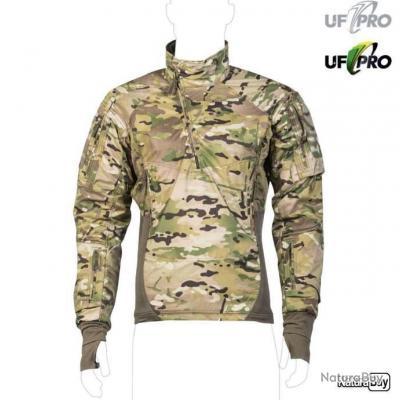 Chemise de combat UF PRO Ace Winter Camouflage Camo Multicam