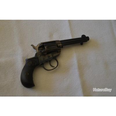 Revolver Colt modèle 1877 (lightning) cal. 38 colt