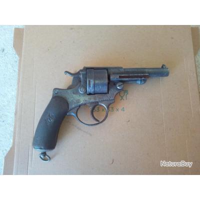 Revolver réglementaire 1873