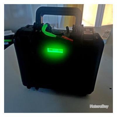 Batterie lithium ACCUS XTROLLER 36V 60AH Chargeur 36v 20Ah