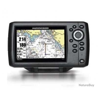 Lecteur de carte HELIX 5 G2 CHART PLOTTER Lecteur de carte avec Antenne GPS intégrée