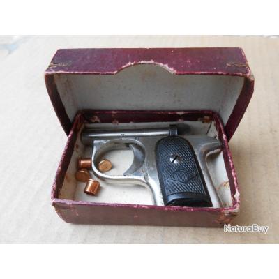 Pistolet de starter miniature marque d'horlogerie LONGINES