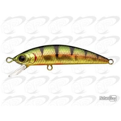 Leurre truite Lucky Craft Humpback Minnow 50 SP Ago Northern Perch 50cm à 1m 3,2 g 5 cm
