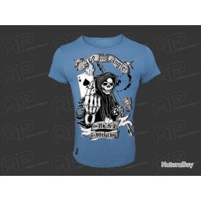 T Shirt Ace Angler