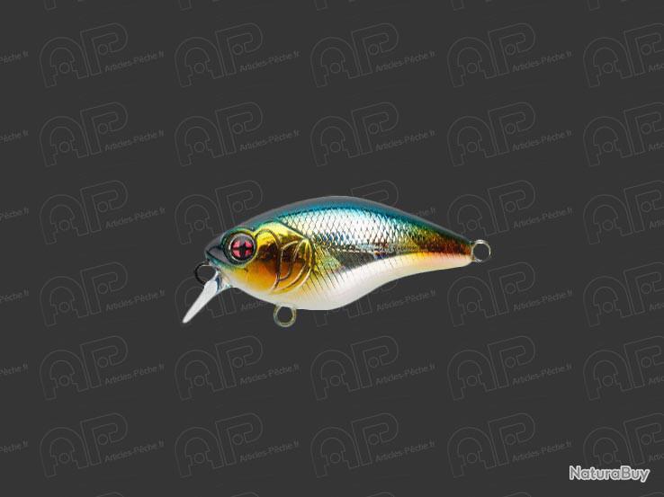 Sakura SCB Crank Micro Leurre Adulte Unisexe Bronze Perch 39mm