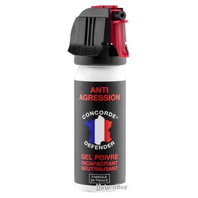 Aérosol GEL POIVRE ANTI-AGRESSION - 50 ml