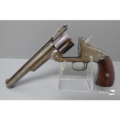 SMITH&WESSON modèle n°3 RUSSIAN First Modèle  calibre 44 Russian