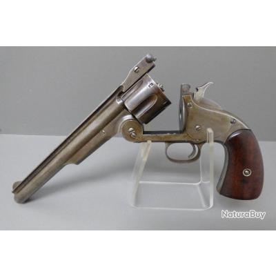 SMITH&WESSON modèle n°3 RUSSIAN First Modèle  calibre 44 Russian