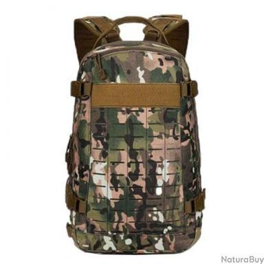 Sac à dos Clewer Tactique Wild 30L - Multiples modèles - Jungle camouflage