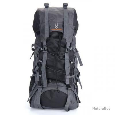 Sac à dos SciNe Hiker 60L - Multiples modèles - Noir