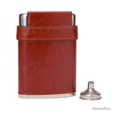 Coffret flasque inox Kiter
