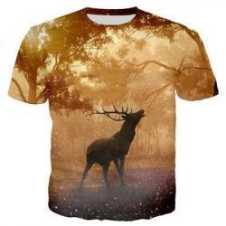 1ea57666d1058 T-Shirt Enfant Uni Kaki 8A (Taille 8) - Tee-shirts de Chasse (4202796)