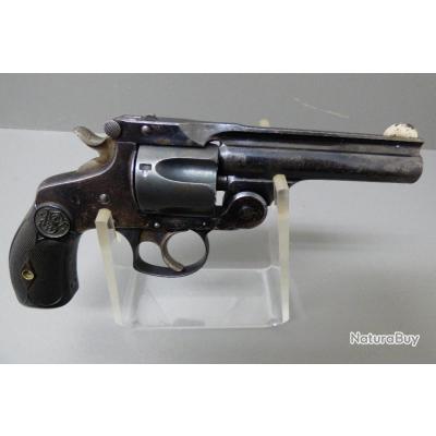 SMITH&WESSON modèle 38 DA FIRST MODELE calibre 38 SW
