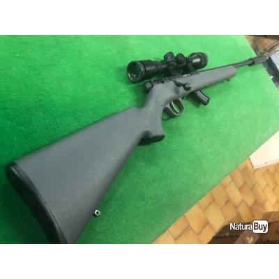 Enchère 1 euro carabine Marlin HK300 22lr