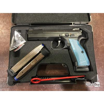 CZ SHADOW 2 bleu Calibre 9x19
