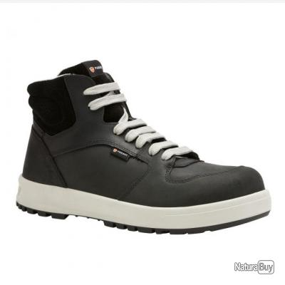 Hautes En Pour S3 Chaussures De Homme Parade Sécurité Cuir 0nymN8PwvO
