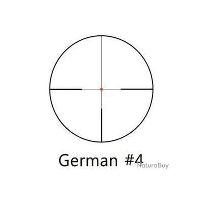 Lunette de tir Minox Ze5.2 - 5-25x56 - réticule german 4