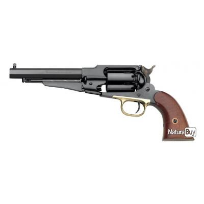 Revolver Poudre Noir Pietta 1858 Remington Acier Calibre 44 - LIVRAISON IMMEDIATE RGA44