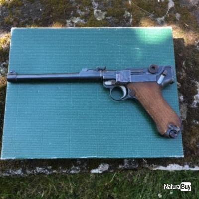 Luger p08 artillerie