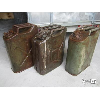 jerrican US de 1943 pour willys dodge WW2 , ect ... ammo tray US, jerrycan