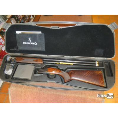 Browning B725 sporter S3 Calibre 12/76