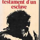 le testament d'un esclave d'yves salgues , drogués et toxicomanes