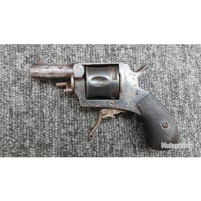 Revolver Bulldog calibre 320 - 1€ sans prix de réserve !!