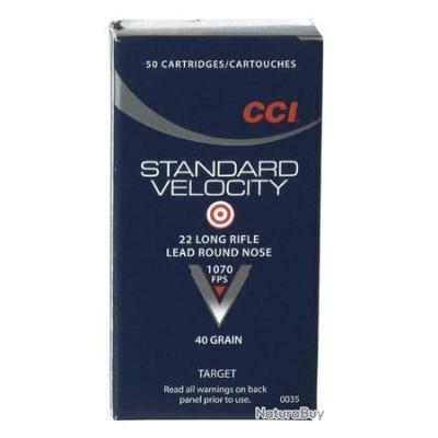 500 Munitions CCI Standard