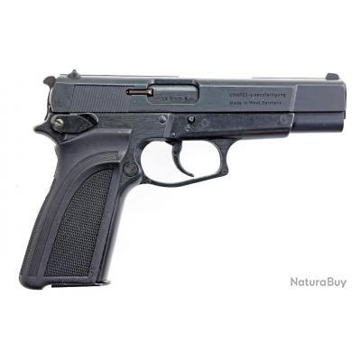 Pistolet d'alarme Umarex Browning GP DA en 8mm Pak bronzé