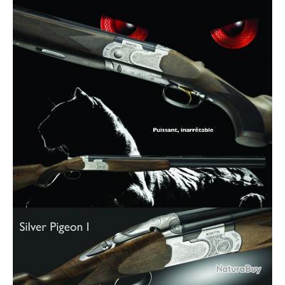 BERETTA 686 SILVER PIGEON I Calibre 12/76 Canon 76cm