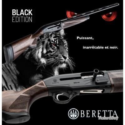 BERETTA A 400 XCEL SPORTING BLACK EDITION KICK OFF Calibre 12/76 Canon 81cm