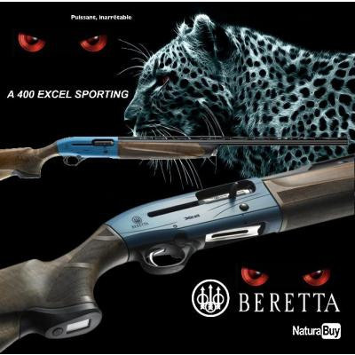 BERETTA A 400 XCEL SPORTING Calibre 12/76 Standard Canon 76cm