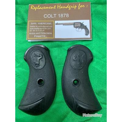 plaquettes pour revolvers colt