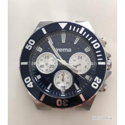 Montre YEMA sans prix de réserve
