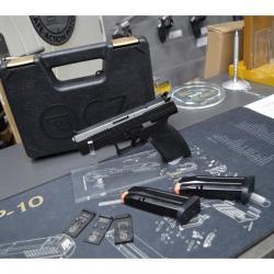 Kit CZ P-10 C OPTIC READY + Interface + Meopta Meored