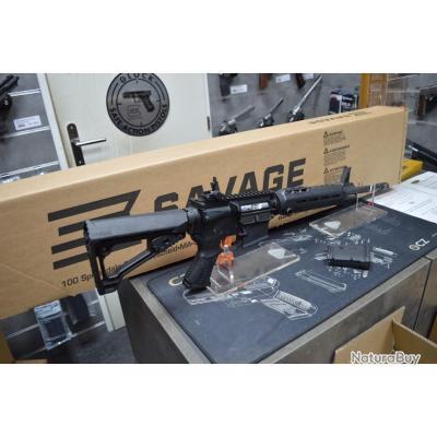 Carabine Semi automatique Savage MSR 15 PATROL 5.56/223rem Neuf