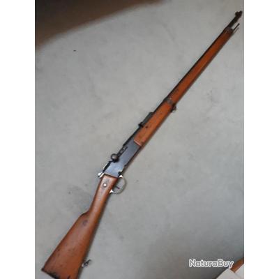 Fusil Lebel de prise