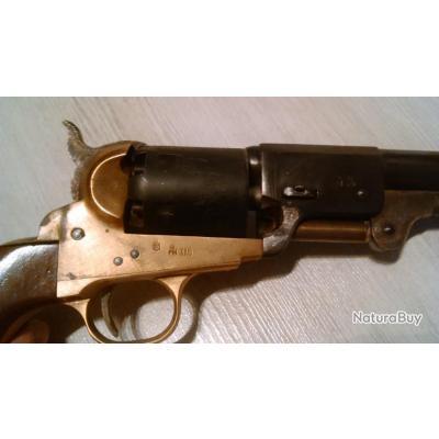Revolver 1851 NAVY CONFEDERATE CALIBRE 36 1€ sans prix de réserve