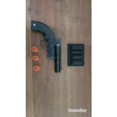Gomm Cogne GC 27 noir cal. 12/50