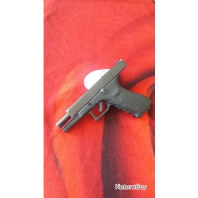 Pistolet d'alarme GAP type Glock