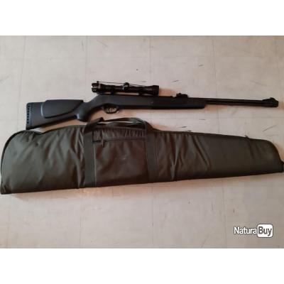 Carabine a plomb 20J GAMO BIG CAT CF-S+lunette de tir WALTHER 4X32