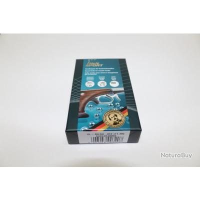 100 BALLES RONDES H&N CAL 454 (11.55) - 140 gr