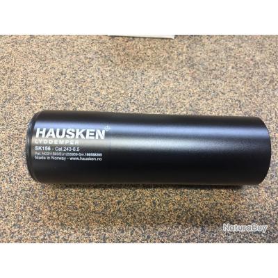 Modérateur de Son / Silencieux Hausken  SK156,  8mm