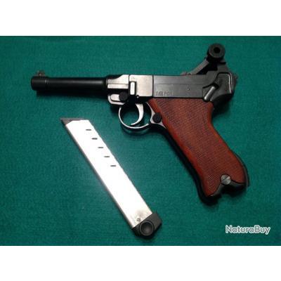 P08 9mm à blanc